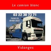 Le camion blanc